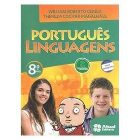 Portugues E Linguagens 8 Ano 6ª Ed 2012