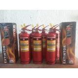 Extintor 5lbs Pqs (vehiculos Y Camionetas)