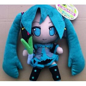 Anime Vocaloid Hatsune Miku Pelucia 30cm