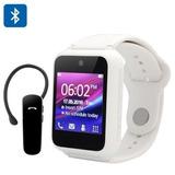 Ken Xin Da S9 Reloj Teléfono Inteligente - Banda Cuádruple,