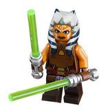 Lego Compat Star Wars Jedi Ahsoka Complete Sua Coleção