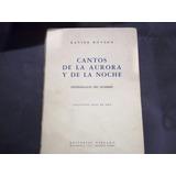 Dedicado. Xavier Boveda. Cantos De La Aurora Y De La Noche.
