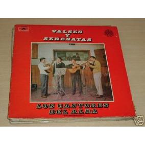 Los Cantores Del Alba En Grabacion Vinilo Argentino