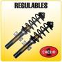 Kit De Amortiguadores Regulables En Altura