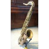 Saxofón Tenor Buescher 1928