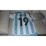 Camiseta Messi Argentina Mundial 2006 Formotion