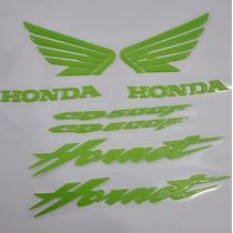 Adesivo Faixa Relevo 3d Moto Honda Hornet Cb 600 F Até 2007
