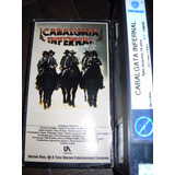 Cabalgata Infernal Vhs Walter Hill David Carradine Western
