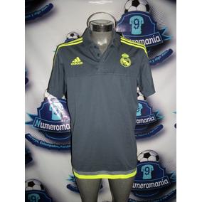 Oferta Playera Polo Oficial adidas Real Madrid España 15-16