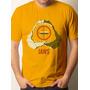 Camiseta Camisa Básica Filme Tubarão - 100% Algodão
