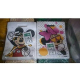 Paquete De 20 Bolsas Minnie/mickey Friselina 22,5x30