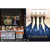 Corajosos - Dvd ( Produto Original ) Gospel