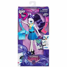 Oferta Muñeca My Little Pony Rarity Fiendship Games