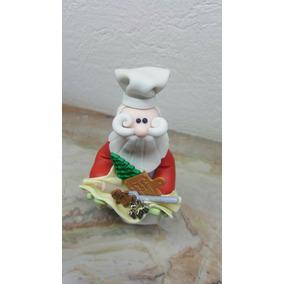 Santa Claus. Pasta Francesa. Envío Gratis Se Hacen Diseños