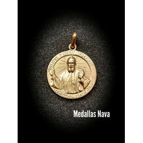 Medalla En Oro De San Charbel