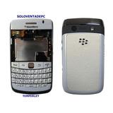 Carcasa Blackberry 9780 9700 Bold Bb Completa Blanco