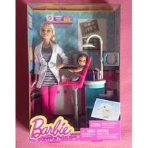 Barbie Dentista Odontologa Mexico 2017 Nueva Con Accesorios