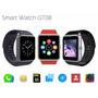 Smart Watch Gt08 C/cámara-sim-android Micro Sd Táctil C/caja