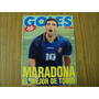 Maradona, El Mejor De Todos--goles-ed. Especial- Poster-