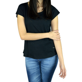 Remera Lisa Modelo 41208 Coralisa Mujer Mistral V17