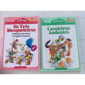 Disney - Clássicos Da Literatura Vários Números Consulte