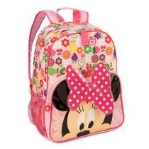 Mochila Minnie Mouse Disney Store Hermosa
