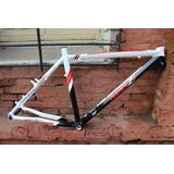 Cuadro Mazzi Mos-09 Aluminio Mtb Mountain Bike Rodado 26