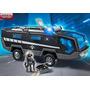 Camión Unidad Especial De Policía 5564 - Playmobil