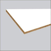 Placa Melamina Blanca 18mm 1,83 X 2,82m 1racal- Iva Incluido