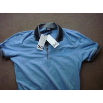 Dolce & Gabbanna Remera Polo Original No China