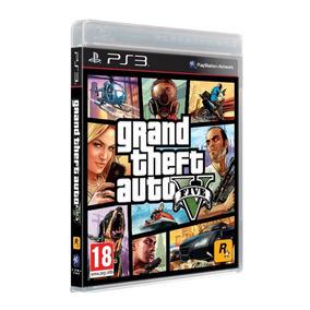 Fisico Y Nuevo Playstation 3 Grand Theft Auto 5 Gta 5 V