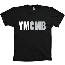 Camisetas Lil Wayne Drake - Ymcmb - Young Money Cash Money