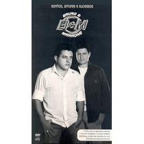 Box Bruno E Marrone - Sonhos, Amores (4cd