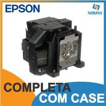 Lâmpada Projetor Epson Powerlite X14+ Elplp67 / V13h010l67