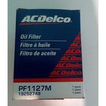 Filtro De Aceite Acdelco
