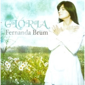 Cd Fernanda Brum - Glória - Original