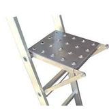 Estante Escalon Apoyo Aluminio Escalera Articulada Nuevos