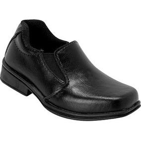 Sapato Social Infantil Masculino Raniel Ref.205-03