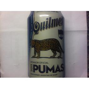 Lata Cerveza Quilmes Edic. Los Pumas Mundial Rugby 2011