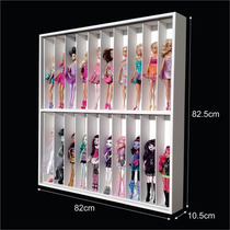 Estante Expositor Original (20 Bonecas) Barbie -monster High