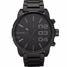 Reloj Diesel Chronograph Black Pvd Dz4207   Watchito