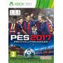 Juego Pes 17 Xbox 360 Físico Sellado Original