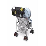 Organizador Para Carrinho Bebê Porta Copos Objetos Celular