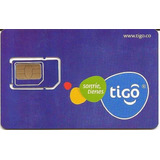 Sim Card Tigo 2gb Y 50 Minutos Facebook Y Whatsapp Gratis