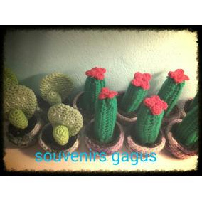 Cactus Tejidos A Crochet