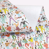 Papel Decorativo 100x70cm Party Por María Luque Monoblock