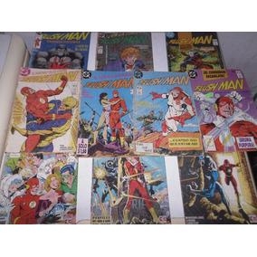 Lote Flushman - Flash - 10 Nros - Arjoes Store