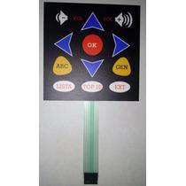 Membrana Usb Flechas Con Pulsador Para Psrockola - Rbgames