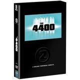 Box The 4400 2a Temporada 4 Discos Lacrado