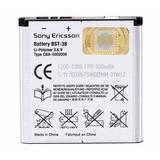 Bateria Sony Ericsson Bst-38 W580 K850 C510 X10